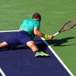 Men's doubles quarterfinal